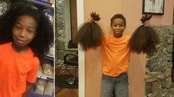 Este garoto de 10 anos transformou a empatia em um lindo