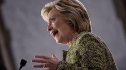 Hillary admite que ameaça de terrorismo nos Estados Unidos é