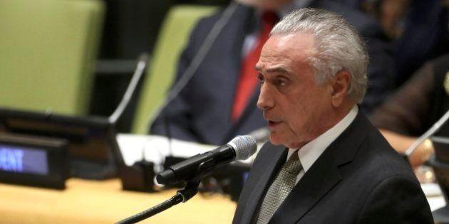 Em discurso na ONU, Temer confunde dados de refugiados e é alvo de
