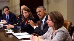 As mulheres da Casa Branca usaram uma brilhante estratégia para serem