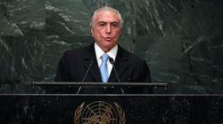Em discurso na ONU, Temer diz que impeachment é exemplo de democracia para o