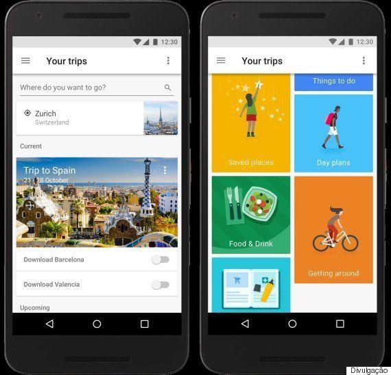 Conheça o Google Trips: App gratuito promete facilitar o planejamento de sua próxima