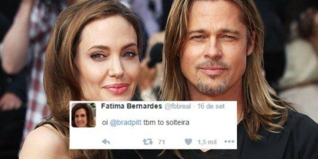 A separação de Angelina e Brad deixou muita gente ainda mais descrente no