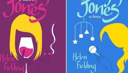 Livros de 'Bridget Jones' invadem prateleiras com novas capas;