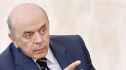 'Irrelevante': Serra minimiza protesto das seis delegações contra Temer na