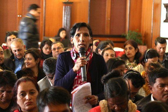Nem Davos, nem Washington: Uma celebração das estratégias das mulheres no combate à