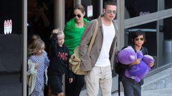 Brad Pitt sobre divórcio: 'O que mais importa agora é o bem-estar dos meus