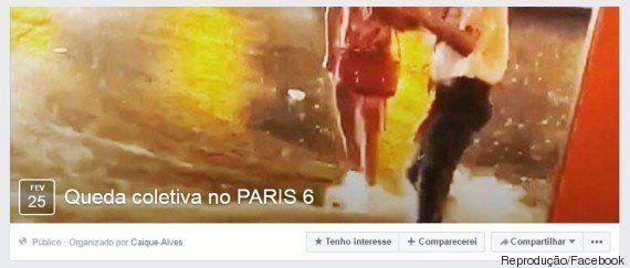Paris 6 está à procura de cliente levada por enxurrada para oferecer 'noite de