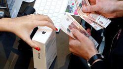 Um iPhone na Venezuela chega a custar o equivalente a R$ 315