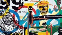 Sim, grafite é arte: Jean-Michel Basquiat ganha mostra no Masp em