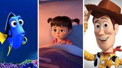 As conexões secretas entre filmes da Pixar foram finalmente reveladas pela