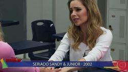 Sandy fica p*ta da vida e fala palavrão pra c*ralho em teaser do 'Tá no
