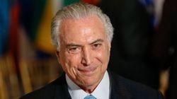 'O Brasil de Michel Temer não é o mesmo que o