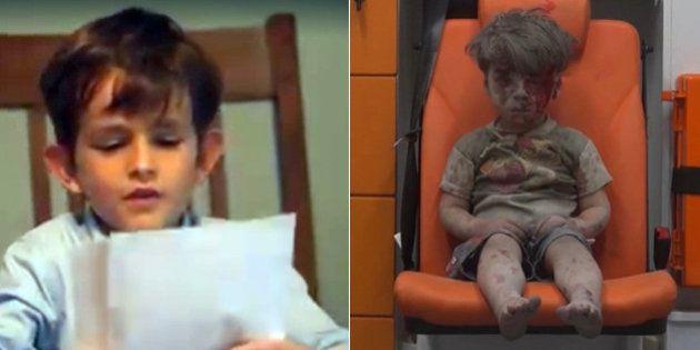 A emocionante carta de um garotinho que pediu a Obama para ajudar menino