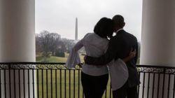A emocionante despedida da Casa Branca de Barack e Michelle