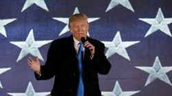 O início da 'Era Trump': Donald Trump toma posse como 45º presidente dos