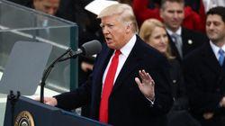 Super-nacionalista, 1º discurso de Trump prega união entre os