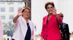 Bachelet diz que impeachment de Dilma Rousseff foi 'mais fácil' porque ela é