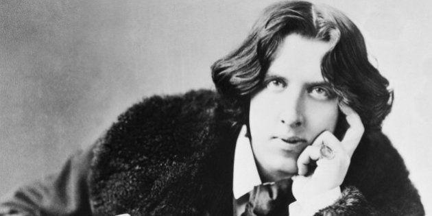 Oscar Wilde, Irish dramatist, poet, and wit, born Oscar Fingal O'Flahertie Wills in