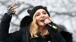 Madonna contra Trump: 'Esta é a revolução do amor, da recusa desta nova era de