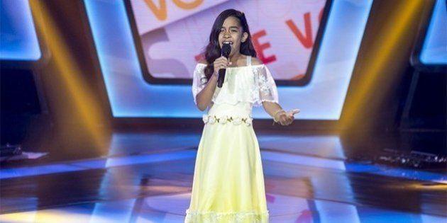 Uma menina de 9 anos escolheu canção sobre escravidão de Clara Nunes para o 'The Voice