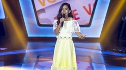 Ela tem 9 anos e escolheu canção sobre escravidão de Clara Nunes para o 'The Voice