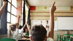 E se o modelo de escolas atual não