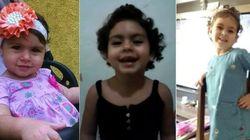 Sofia, a bala perdida e as 18 vidas de criança perdidas em 2 anos no