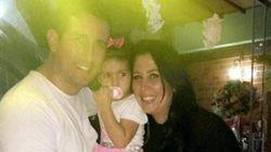 'Sempre imaginei minha filha me perdendo, mas nunca eu a perdendo', diz PM pai de