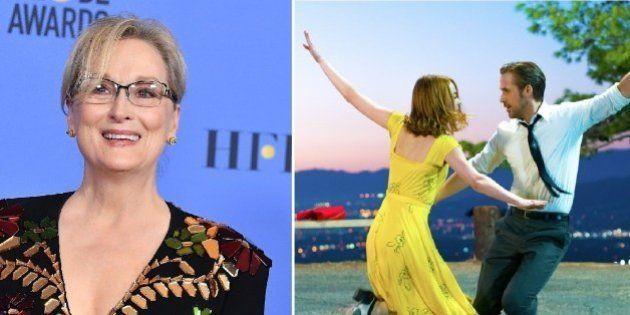 Meryl Streep concorre pela 20ª vez e 'La La Land' lidera com 14 indicações ao Oscar