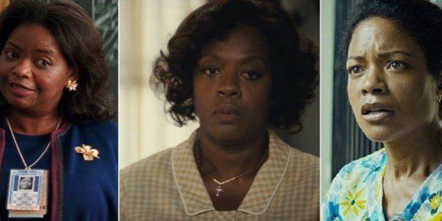 Pela 1ª vez na história, três atrizes negras estão indicadas a Melhor Atriz Coadjuvante no