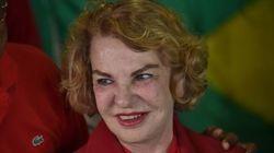 Petistas pedem força para Marisa Letícia, vítima de um