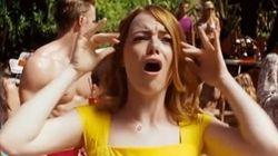 Esta cena maravilhosa de 'La La Land', com Emma Stone e Ryan Gosling, merecia o