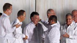 Histórico: Governo da Colômbia assina acordo de paz com Farc e encerra 52 anos de