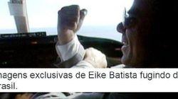 Eike Batista está foragido e internet decreta zoeira sem