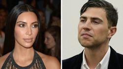 Kim Kardashian é assediada pelo mesmo sujeito que tentou agarrar Gigi