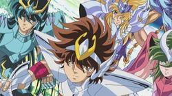 Seiya, Athena, Shiryu, Hyoga, Shun e Ikki: 'Cavaleiros do Zodíaco' vai voltar à TV