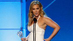 Amy Schumer é a 1ª comediante mulher a integrar lista dos mais bem pagos da