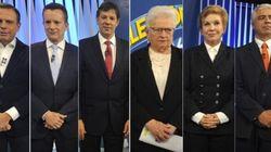 Debate da Globo definiu os seis perfis de prefeito que você pode escolher para São