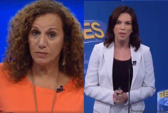 Em debate, Jandira diz que Globo 'apoiou o golpe'. Apresentadora diz que emissora 'não é obrigada a realizar