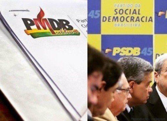PMDB e PSDB lideram - com folga - candidatos barrados na Ficha