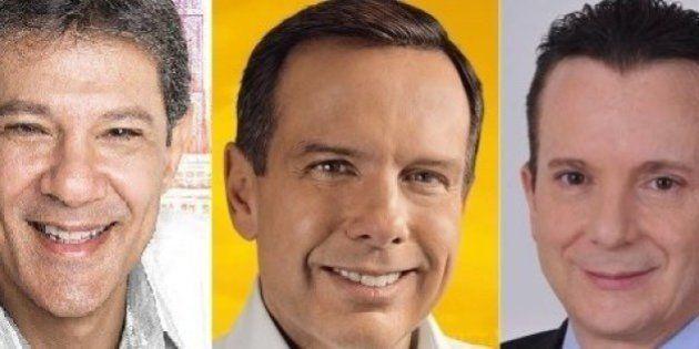 Datafolha: Doria lidera com 44%. Haddad, Russomanno e Marta estão empatados em