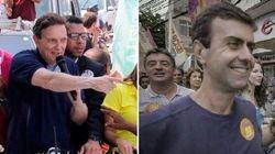 Datafolha: Crivella lidera no Rio, com 32%. Freixo cresce e se isola em