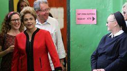 PM gaúcha agride jornalistas durante voto de Dilma em Porto