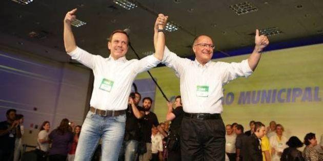João Doria (PSDB)é o novo prefeito de São Paulo e fortalece Geraldo Alckmin para Presidência em