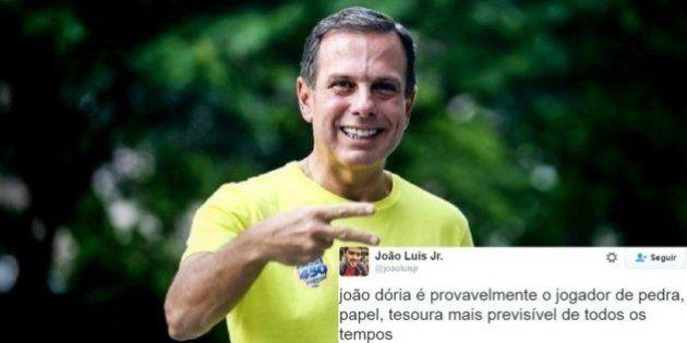 Paulistanos reagem à eleição de SP nas redes com