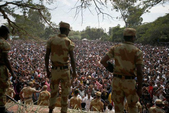 Tragédia: Mais de 50 morrem na Etiópia após polícia 'dispersar' manifestação contra o
