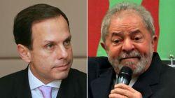 Doria rebate ataques de Lula: 'Vou visitá-lo em