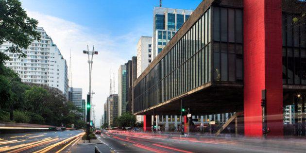 Paulista Avenue (Avenida Paulista in Portuguese, Paulista being the gentilic for those born in São Paulo...