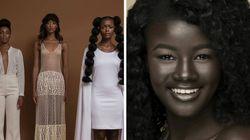 Um ensaio de moda. 'O Renascimento da Mulher Negra'. E a ascensão de Khoudia